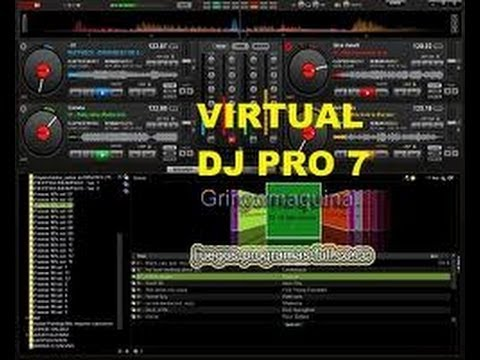 Today we take a look at VirtualDJ Pro 7, upping the stakes with a. On top o