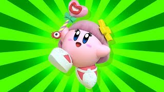 Kirby is a girl and I have proof