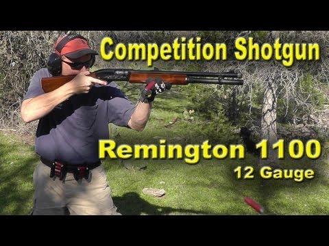 Remington 1100 12 gauge Shotgun for Competition Shooting & Hunting - REVIEW