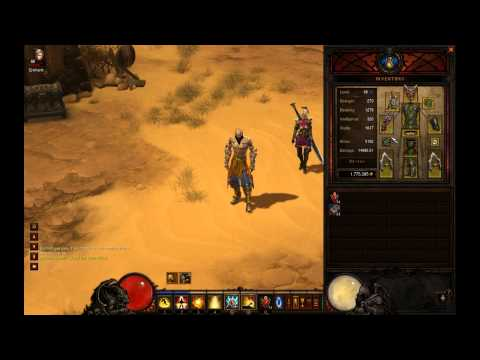 Diablo 3 - Dual Wield Monk Inferno Build
