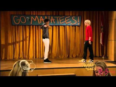 Austin and Trent Dance Off [HD] Music Videos