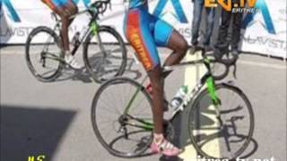 Eritrean cyclists register success in International Tour de Constantine 2015