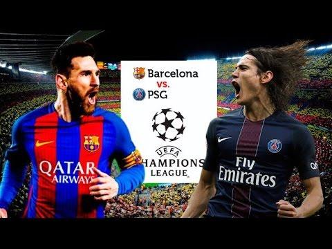 Barcelona vs PSG (Champions League)  - SI EL BARCELONA ELIMINA AL PSG HARÉ ESTE RETO
