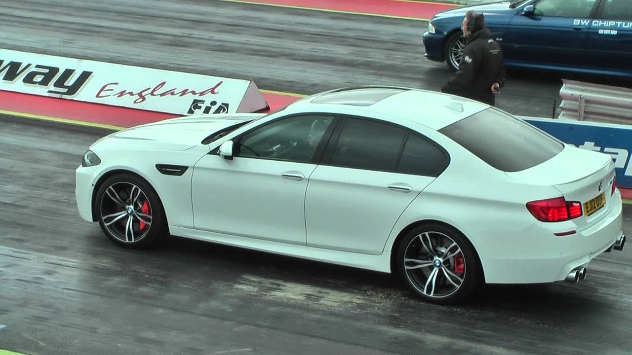 bmw e39 m5 vs f10 m5 santa pod 16 09 2012 bmw show youtube. Black Bedroom Furniture Sets. Home Design Ideas