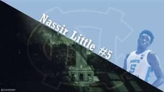 Nassir Little Dunk Courtside View