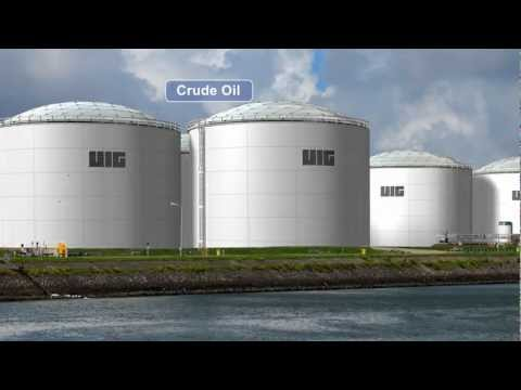 Animation - How Storage Tanks are Designed, Made, Installed