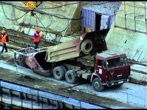 Зона затопления Богучанской ГЭС