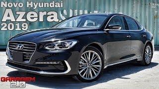 Novo Hyundai Azera 2019 No Brasil - (Garagem 2.0)