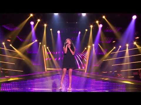 Elizabeth - Con todo y mi tristeza de Juan Gabriel - LVK Colombia - Audiciones a ciegas - T1