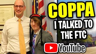 YOUTUBE IS SAVED! (COPPA GOOD NEWS) | YouTube FTC COPPA Update