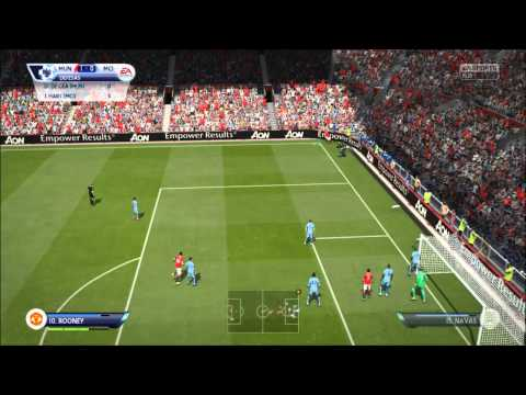 FIFA 15 PC - Manchester United x Manchester City