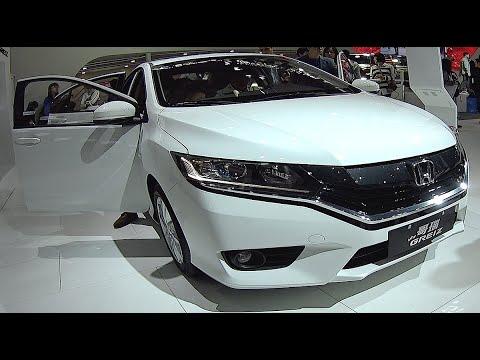 2016, 2017 Honda City, Redesigned Honda Greiz Video Review