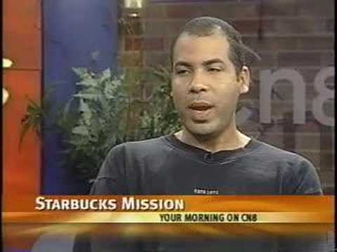 Starbucking - Winter Appears on Your Morning on CN8