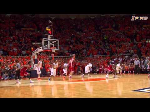 Illinois Beats #1 Indiana Music Video