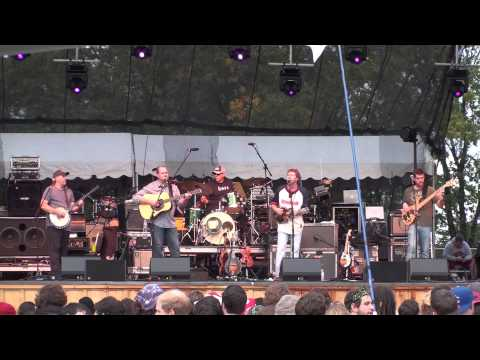 Sam Bush Band - Yonder Harvest Festival Main Stage Set 10-12-12 HD tripod