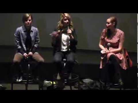 Holy Trinity of Comedy Q&A   Buffer Festival 2013
