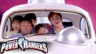 Power Rangers | Classic Clip: The Rad Bug