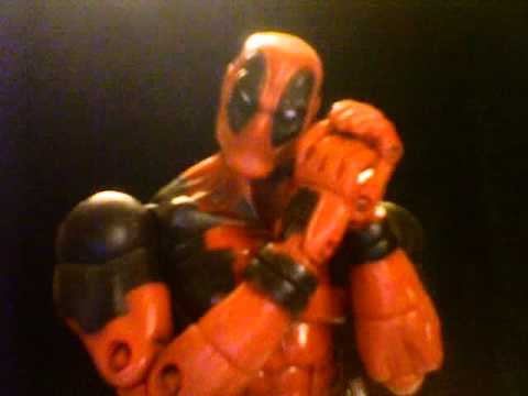 Rorschach and Deadpool #2 (Marvel/DC/Buddy Cop Parody)