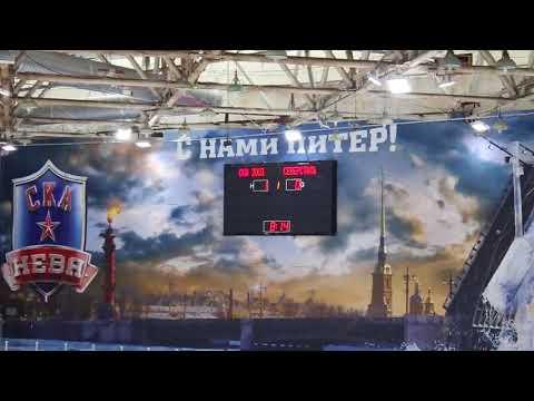 Первенство СПб 2003 г.р. СКА-Северсталь 30-09-2017