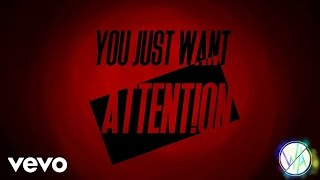 Charlie Puth - Attention (Official Lyric Video)