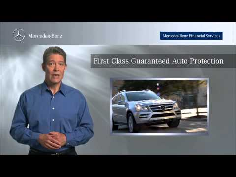 First Class Guaranteed Auto Protection (GAP)