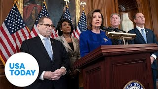 House Democrats announce next steps in Trump impeachment inquiry | USA TODAY