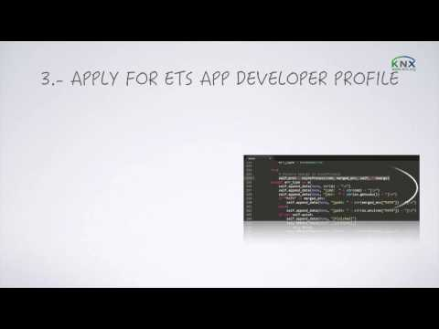 How to become an ETS...
