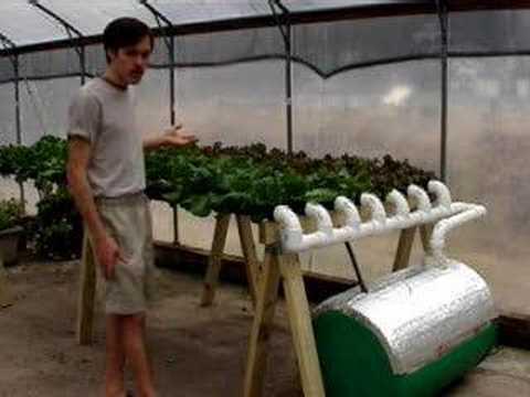 Видео гидропонной установки