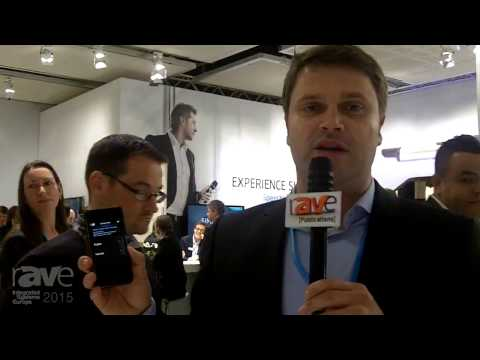 ISE 2015: Sennheiser Electronic Shows rAVe the New MobileConnect App