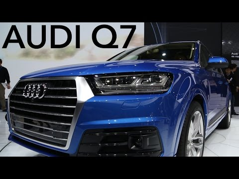 Luxurious Audi Q7 SUV Goes On A Diet | Consumer Reports