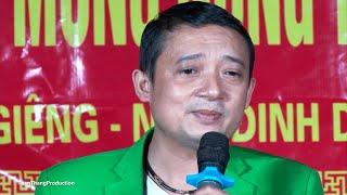 Hài Tết Mới Nhất | Hài Chiến Thắng | Chiến Thắng biểu diễn đầu xuân tại thôn Phi Liệt