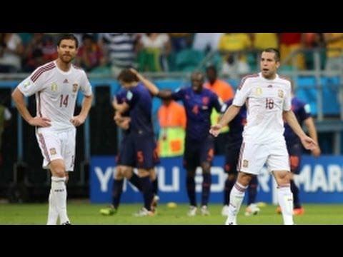 Eduardo Vargas GOAL 2-0 Chile vs Spain 2014 FIFA World Cup [REVIEW]