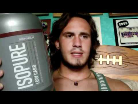 Carb Isopure Isopure Low Carb Protein