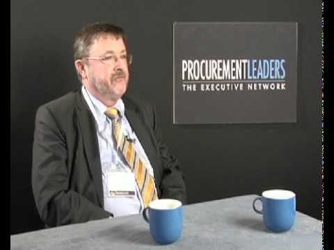 Hans Elmsheuser - Procurement Leaders Awards
