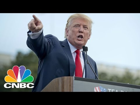 Donald Trump: They Call Me 'Mr. Brexit'   Squawk Box   CNBC