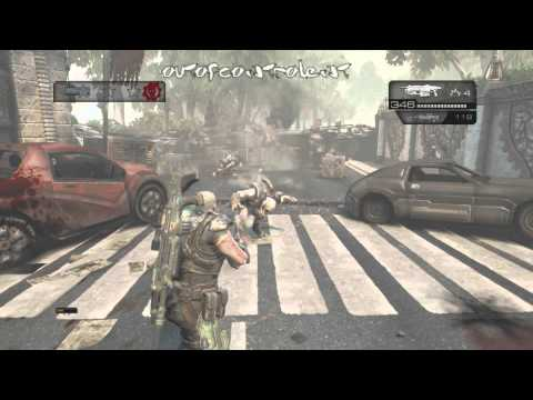 Gameplay | Gears Of War Judgment Act 3 Section 4 Windward Way