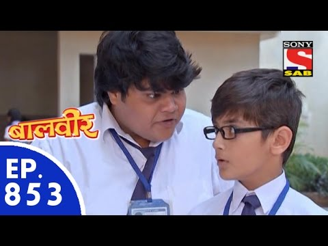 Baal Veer - बालवीर - Episode 853 - 19th November, 2015 thumbnail