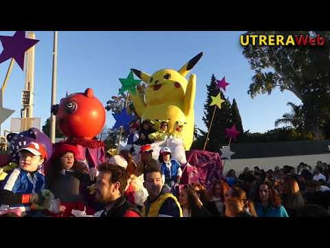 CABALGATA REYES MAGOS 2019 UTRERA