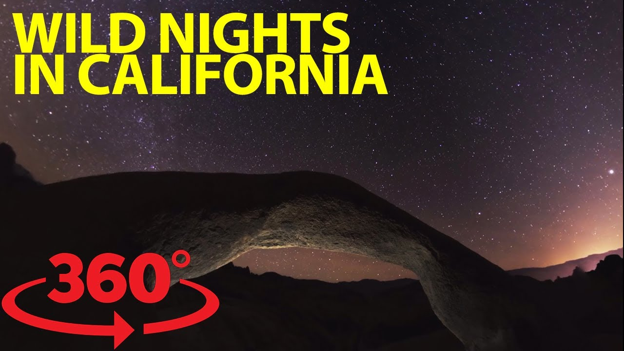 Can you count the stars in California's high desert in VR?