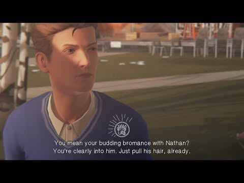 Life is Strange Before The Storm Help Nathan / Don't Help Nathan