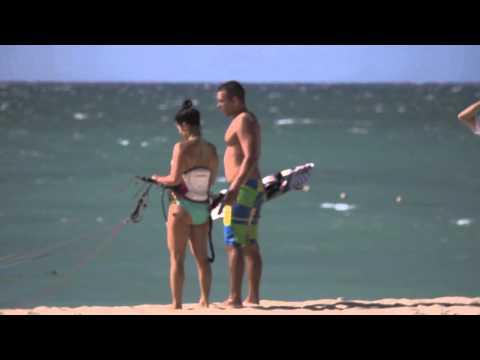 Hawaii Kitesurfing Bikini