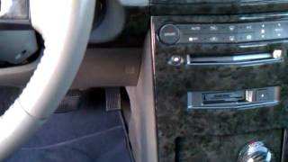 How To Remove Radio Cd Changer Navigation From 2005