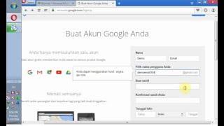 download lagu Cara Mendaftar Akun Google Email Tanpa Verifikasi Nomor Telepon gratis