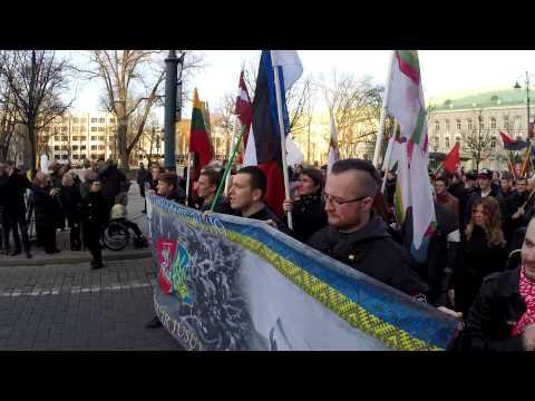 (*.alkas.lt) Tautinės eitynės kovo 11. 25-etis