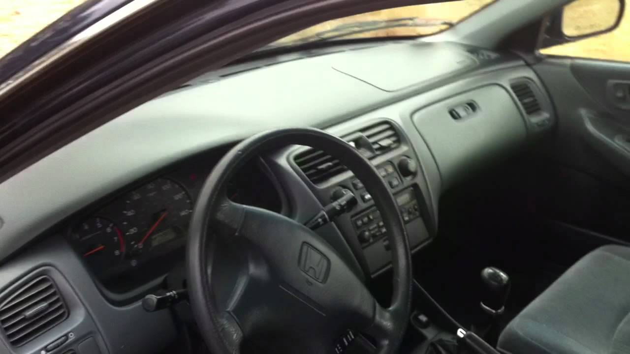 2000 Honda Accord Lx For Sale 5 Speed Manual Youtube
