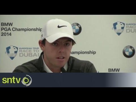 Rory McIlroy splits from Caroline Wozniacki