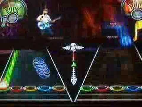 Guitar Hero Battles vs. Slash, Morello and Lou hyperspeed 5