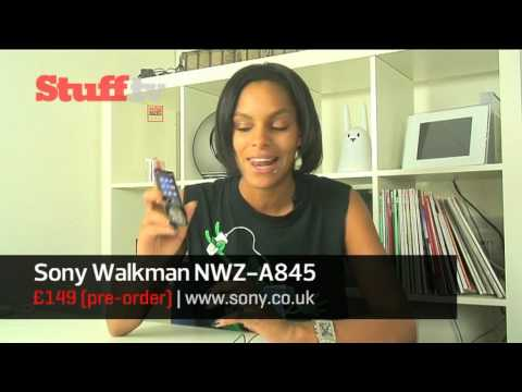 Sony Walkman NWZ-A845 review
