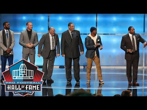 2018 Pro Football Hall of Fame Class Announced!   2018 NFL Honors