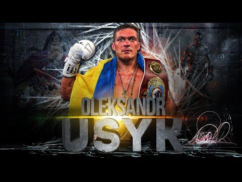 Oleksandr Usyk - ONE OF A KIND | Александр Усик
